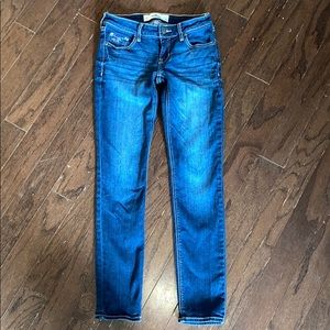 Hollister Juniors Skinny Jeans Size 1S